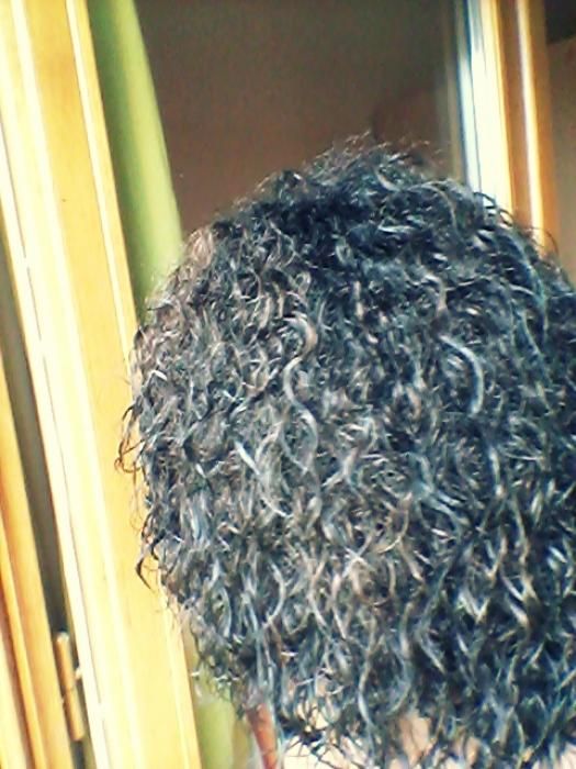 Le masque de moutarde pour les cheveux leffet de la photo jusquà et après